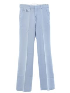 1970's Mens Bellbottom Disco Pants