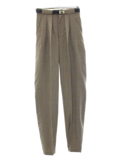 1980's Mens Totally 80s Baggy Pants
