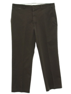 1960's Mens Work Pants