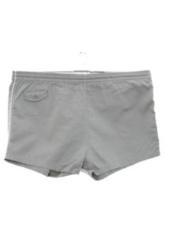 1950's Mens Mod Shorts