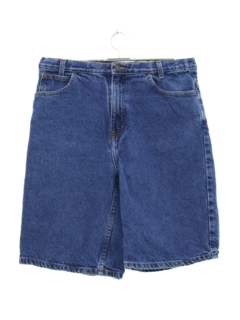 1990's Womens Denim Jorts Shorts