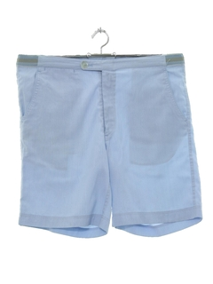 1980's Mens Totally 80s Golf Shorts