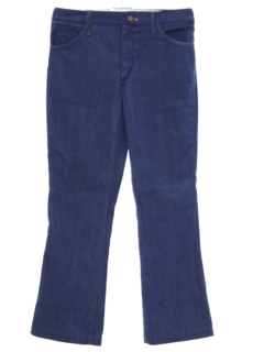 1970's Mens Denim Jeans Pants