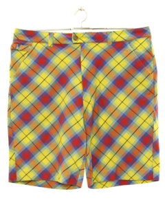 1990's Mens Golf Shorts