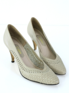 1980's Womens Accessories - Heels Shoes