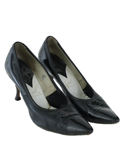 1950's Womens Accessories - Heels Shoes