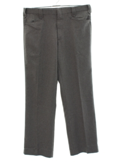 1970's Mens Western Style Leisure Pants