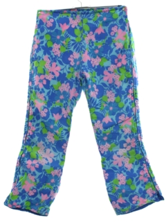 1960's Womens Flared Ski Pants