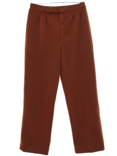 1980's Womens Straight Leg Knit Pants