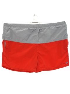 1990's Mens Wicked 90s Stubbies Swim Shorts