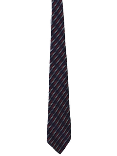 1930's Mens Stitched Look Necktie