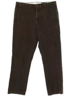 1990's Mens Wide Leg Corduroy Pants