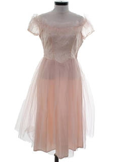 1950's Womens Prom or Cocktail Dress