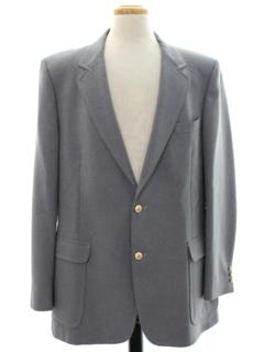 1970's Mens Disco Blazer Style Sport Coat Jacket