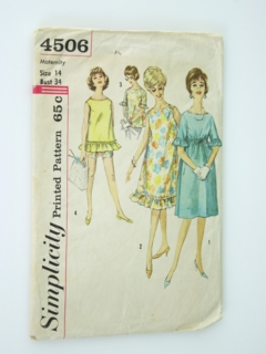 7befad279f4a2 Womens Vintage Maternity Sewing Patterns at RustyZipper.Com Vintage ...