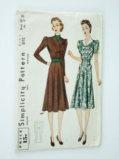 e8224261d41da Vintage Simplicity Patterns at RustyZipper.Com Vintage Clothing