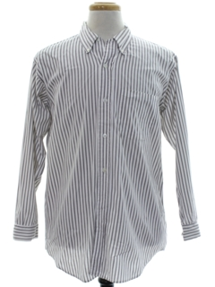 1950's Mens Preppy Shirt