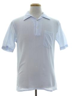 1950's Mens Mod Polo Shirt