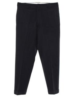 1950's Mens Mod Pants