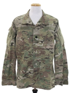 1990's Mens Paratrooper Uniform Jacket