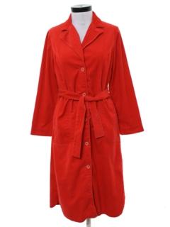 1970's Womens Secretary Dress