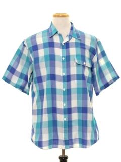 1990's Mens Preppy Shirt