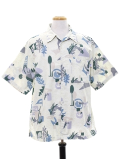 1990's Mens Hawaiian Shirt