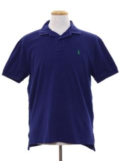 1980's Mens Polo Shirt