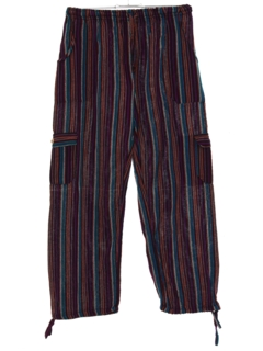 1980's Womens Baggy Hippie Pants