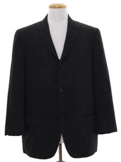 1960's Mens Mod Blazer Sport Coat Jacket