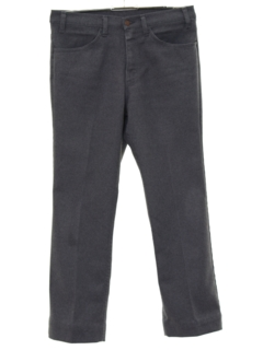 1970's Mens Jeans-cut Pants