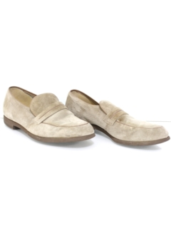 1970's Mens Accessories - Disco Loafer Shoes