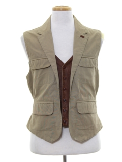 1990's Mens Hunting Vest