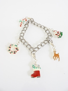 1980's Womens Accessories - Ugly Christmas Bracelet