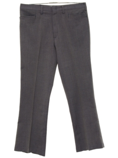 1960's Mens Mod Flared Leisure Style Pants