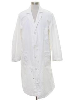 1950's Mens Lab Coat