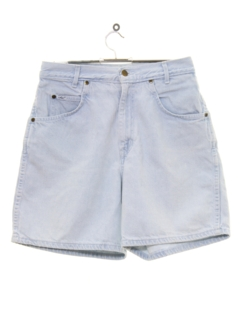 1980's Womens Jeans Shorts