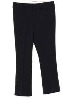 1970's Mens Flared Slacks Pants