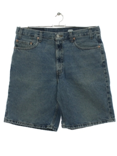 1990's Mens Denim Jeans Shorts