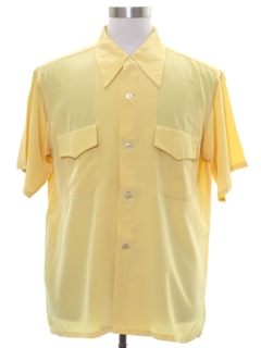 1940's Mens Fab Forties Sport Shirt