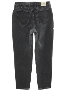1980's Womens Lee Tapered Leg Jeans-cut Pants