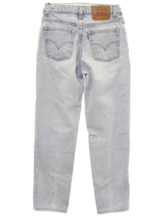 1980's Womens/Girls Tapered Leg Jeans-cut Pants