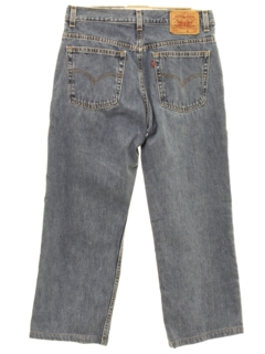 1990's Womens Straight Leg Denim Jeans