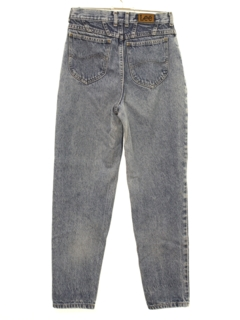 1980's Womens Tapered Leg Jeans-cut Pants
