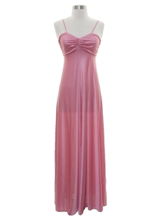 1970's Womens or Girls Prom or Cocktail Dress