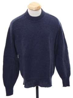 1980's Mens/Boys Mod Sweater
