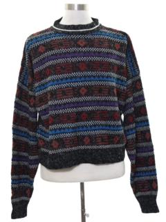 1980's Unisex Totally 80s Cosby Sweater