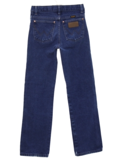 1990's Womens/Girls Straight Leg Denim Jeans Pants