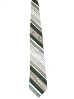 1960's Mens Disco Necktie