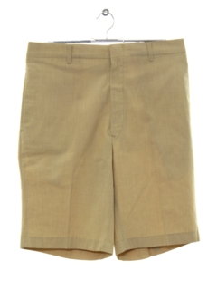 1960's Mens Mod Saturday Shorts